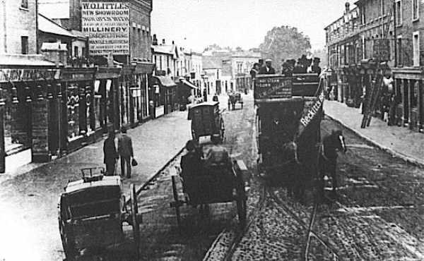 Croydon Horse Tram